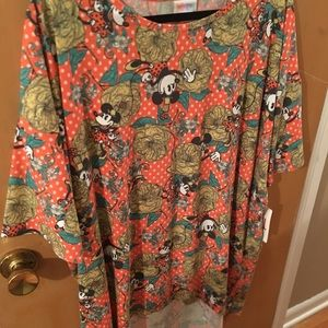 LulaRoe Disney Irma - Minnie